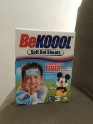Vendo BeKoool Adesivo para Febre e Vacina.