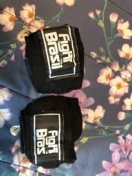 bandagem para boxe FIGHT BRASIL