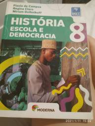 Livro Escola e Democracia 8