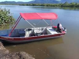 Vendo barco ou troco