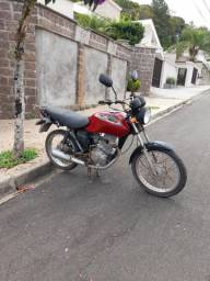 CG 125cc ano 2000 EM DIA... OPORTUNIDADE...