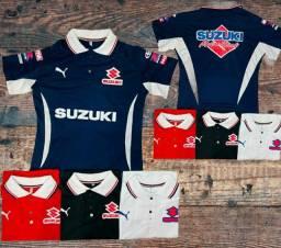 Camisa Suzuki