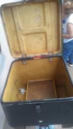 caixa bau para entregas moto caixa de fibra