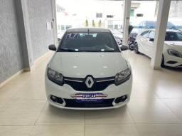 Renault Sandero Vibe 1.0 2017 Branco