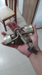 4 Cadeados Stam 40mm