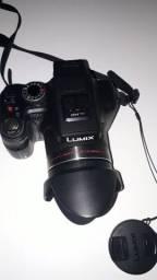 Maquina Semi Profissional Panasonic Lumix FZ47