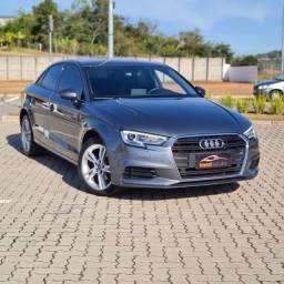 Título do anúncio: Audi - A3 Prestige Plus 1.4 TFSI - 2019 (Impecável/ Baixa KM!)