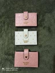 Mini carteira Victoria Secret