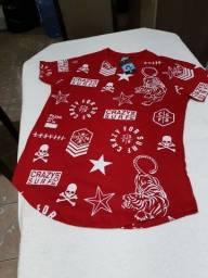 Camisa da Crazy for Surf P e G