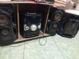 Aparelho de som Mini sistem