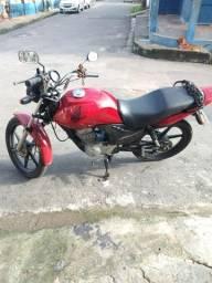 Moto Fan CG 125 KS 2012
