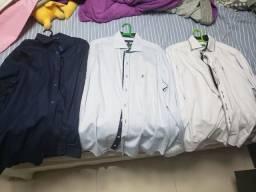 Camisas Sociais Tamanho M