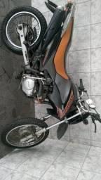 Bros injetada ks vendo ou troco por outra moto