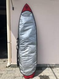 Vendo Prancha de Surfe com Capa