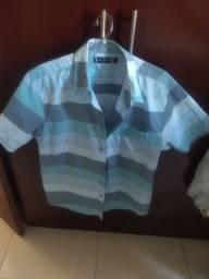 Camisa Masculina Seminova Linda Tam. M/G