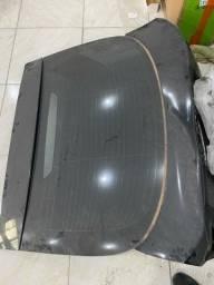 Vidro BMW X6 vigia parabrisa traseiro