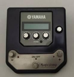 Pedaleira yamaha magicstomp