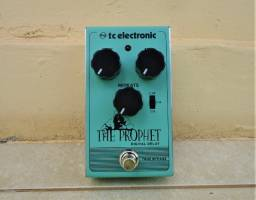 Pedal TC Electronic The Prophet Digital Delay para Guitarra