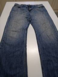 Vendo calça jeans azul marca 72D customers