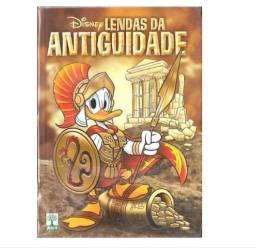 Livro Gibi Disney Lendas da Antiguidade Tio Patinhas Editora Abril