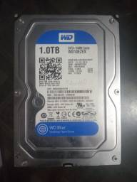HD WD Blue 1.0TB Sata/64MB