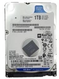 HD Sata para notebook 1TB (1024GB) - Tb serve desktop