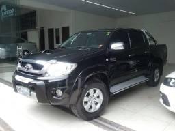 Hilux SRV automática 4x4 Diesel 2011/11 - 2011
