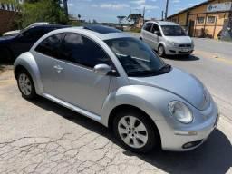 Fusca new beetle com teto solar impecável - 2009