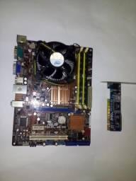 Vendo KIT Core 2 Quad Q8400