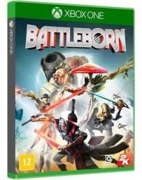 Battleborn - MIdia Fisica Novo Original e Lacrado - Xbox One
