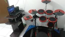 Simulador de Bateria - Ddrum
