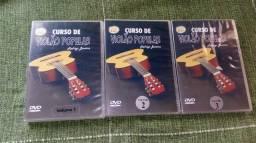 Curso completo de violão, ,curso de canto e mais enciclopédia