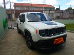 Jeep renegade 2016 , 31.000 km Aut , banco de couro - 2016