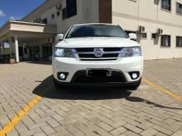 Fiat Freemont 2012 top de linha super econômica no GNV - 2012