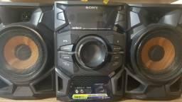 Som Mini system Sony 140w