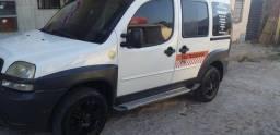 Fiat doblo adventuri - 2007