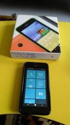 Smartphone nokia lumina 530 2 chipes