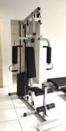 Estacao de Musculação