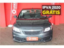 Chevrolet Onix 1.0 mpfi joy 8v flex 4p manual - 2019