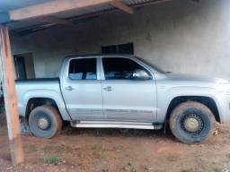 """Carro 5 Mil Abaixo da Tabela Fip, Amarok Trend 2.0 4x4 Diesel, Cabine Dupla 2011/2011'' - 2011"
