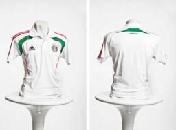Camisa de Futebol - Seleção do México - M - Passeio 98ac9fd3774ad
