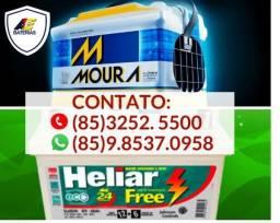 R$134,00 Moura ou Heliar De Carro Com Alta Tecnologia