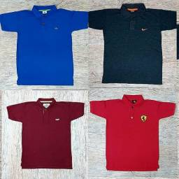 Camisas Polos multimarcas(Atacado) 60b2148306c6e