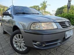 Vw - Volkswagen 1.6FLeX Parati com ar e dereção - 2004