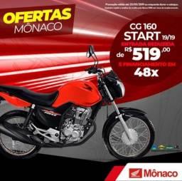 Honda cg 160 start 2019 - 2019