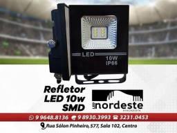 Refletor led 10w SMD