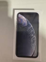 Iphone XR 64gb preto anatel com nota fiscal