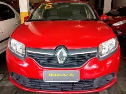 Renault Logan 1.6 Flex c/ Gnv 2016 - 2016