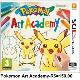 Pokemon Art Academy para Nintendo Ds