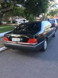 Mercedes s600 v12 raridade - 1992